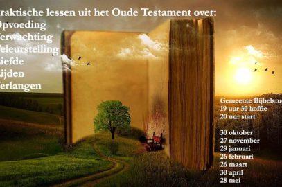 Bijbelstudie avonden